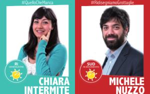 Michele Nuzzo Chiara Intermite